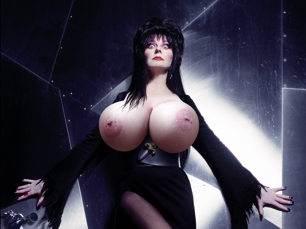 Dark elvira mistress nude
