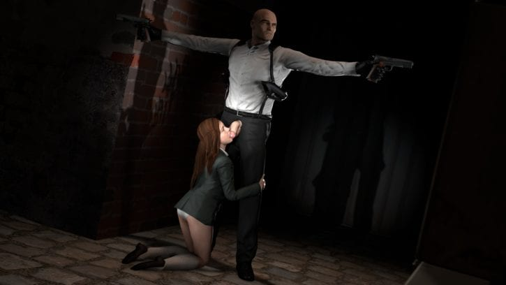 1647701 - Agent_47 Hitman-_Absolution Victoria_Burnwood