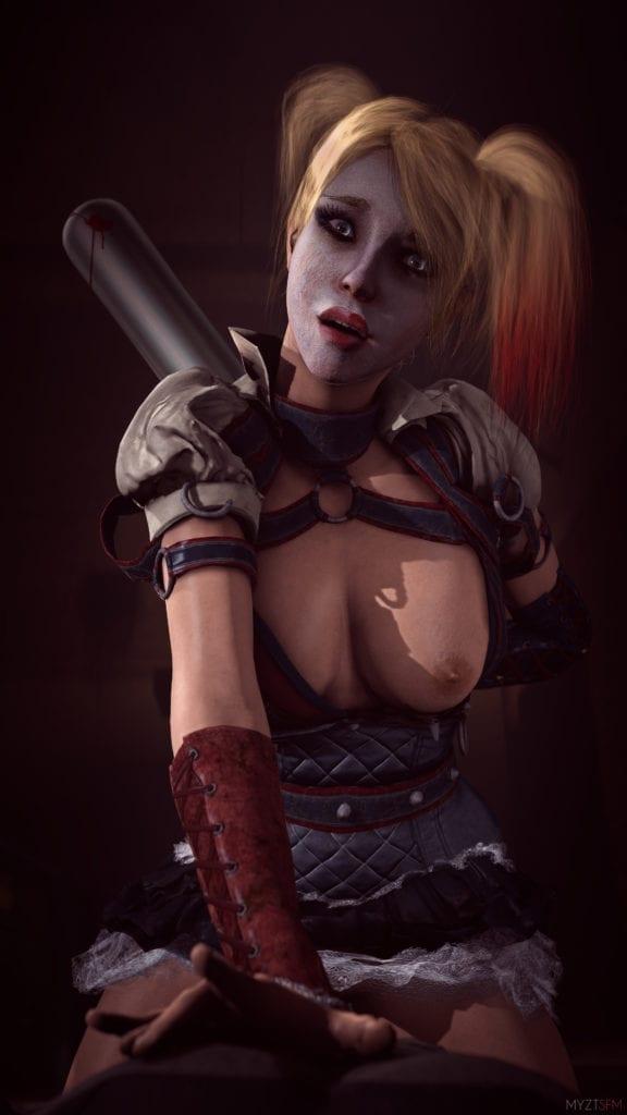 1648662 - DC Harley_Quinn Myzt batman-_arkham_knight