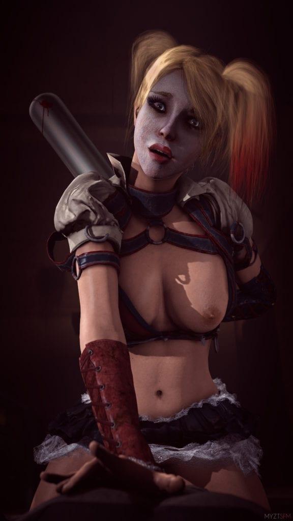 1648663 - DC Harley_Quinn Myzt batman-_arkham_knight
