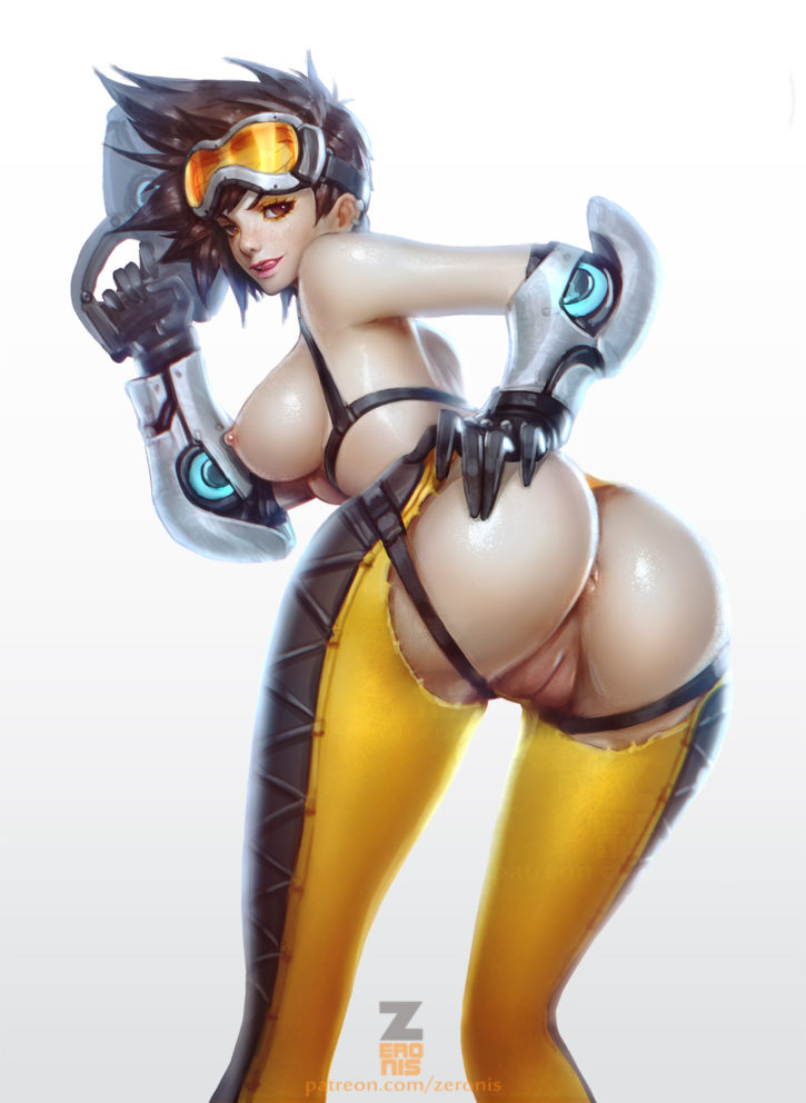 1660789 - Overwatch Zeronis tracer