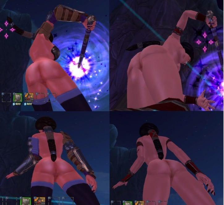 1674014 - Nude_Mod Orcs_Must_Die Sorceress