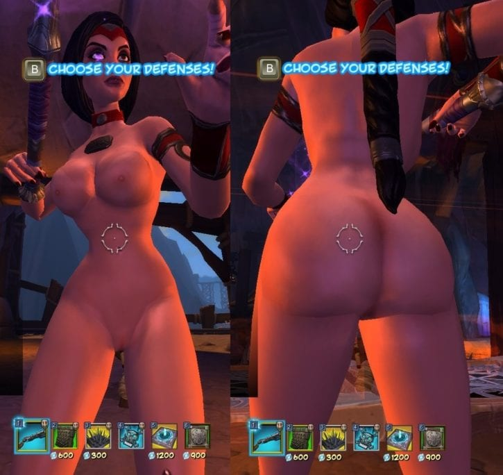 1674394 - Nude_Mod Orcs_Must_Die Sorceress
