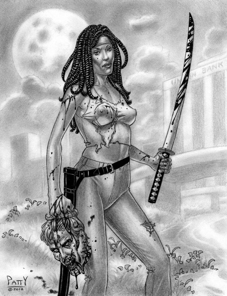 896557 - Michonne Sean_Patty The_Walking_Dead