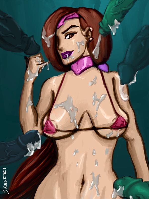 919407 - Orcs_Must_Die SkullTitti Sorceress orc