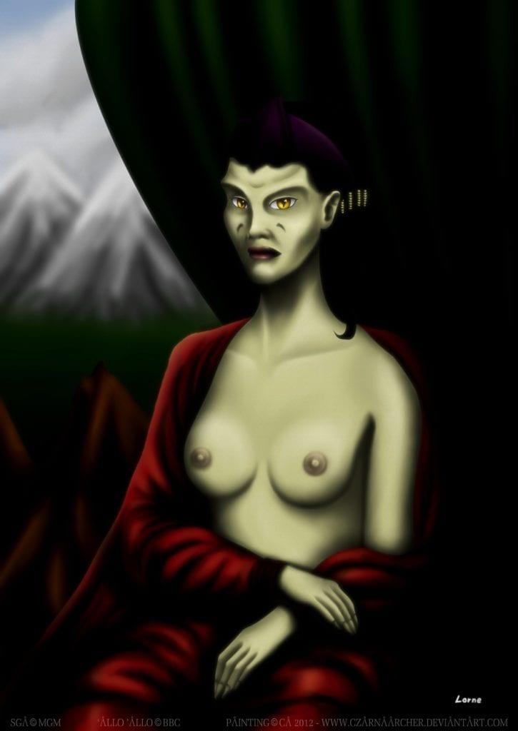 Stargate Porn Sexy 9