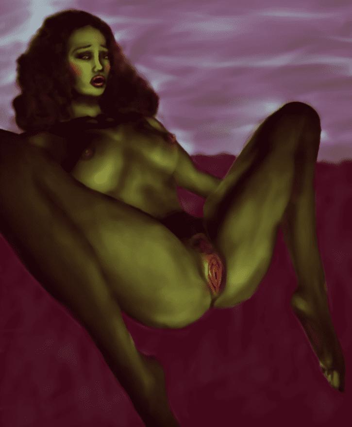 988672 - Gaila Orion Star_Trek nevermoreC orion_slave_girl