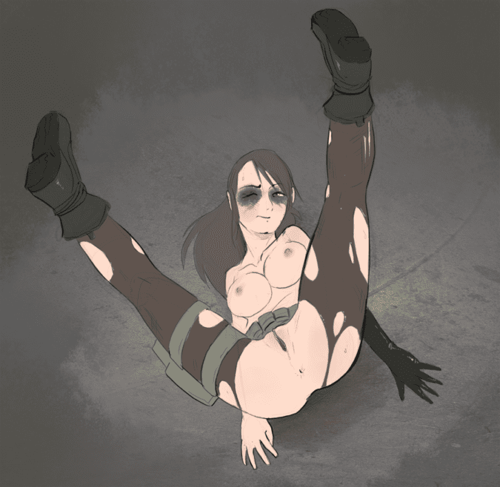 ArbuzBudesh Metal_Gear_Solid Metal_Gear_Solid_V Quiet