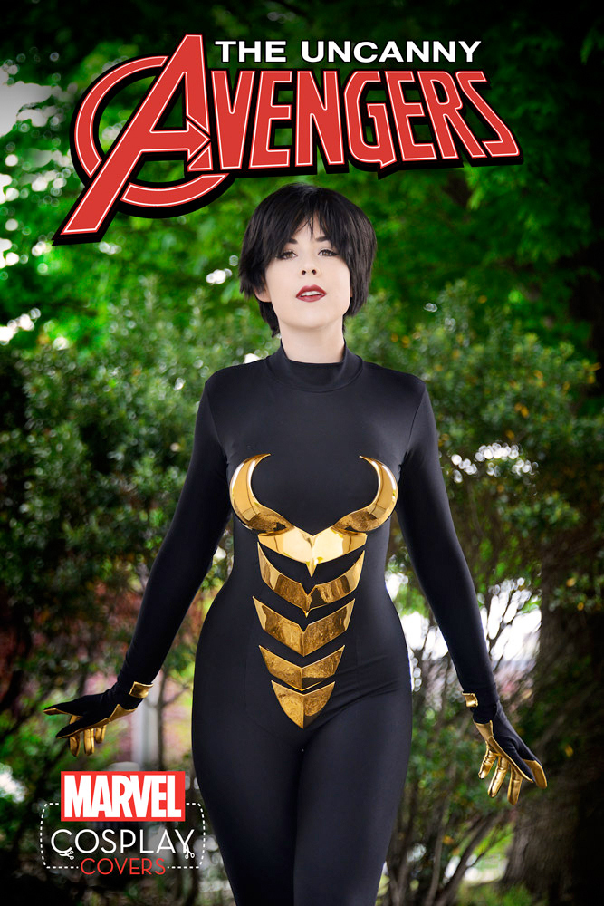 cosplayer-marvel-covers (10)
