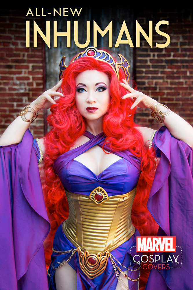 cosplayer-marvel-covers (3)