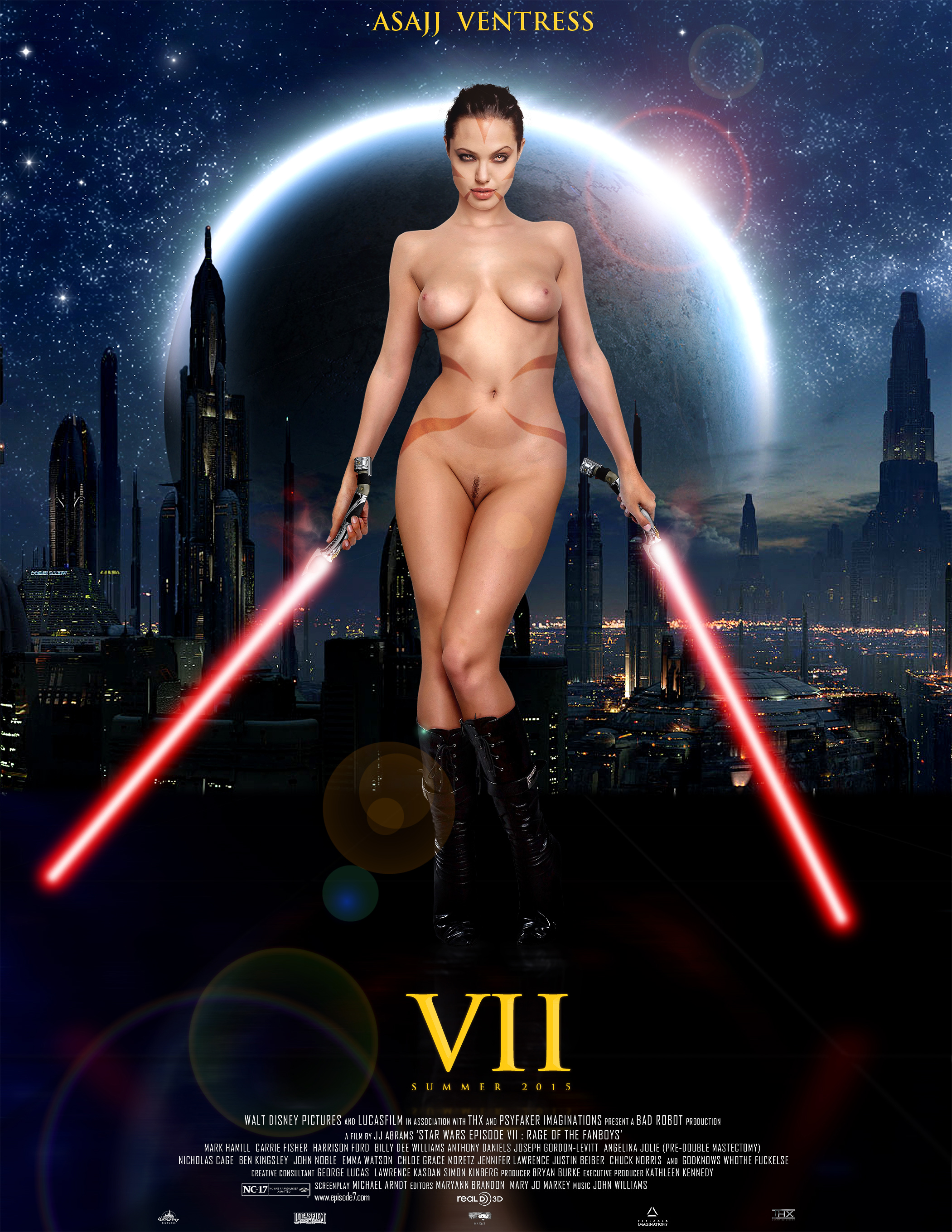 Star wars naked fake porn pictures