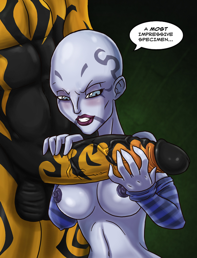 045_Asajj_Ventress Clone_Wars Savage_Opress Star_Wars blue_magick