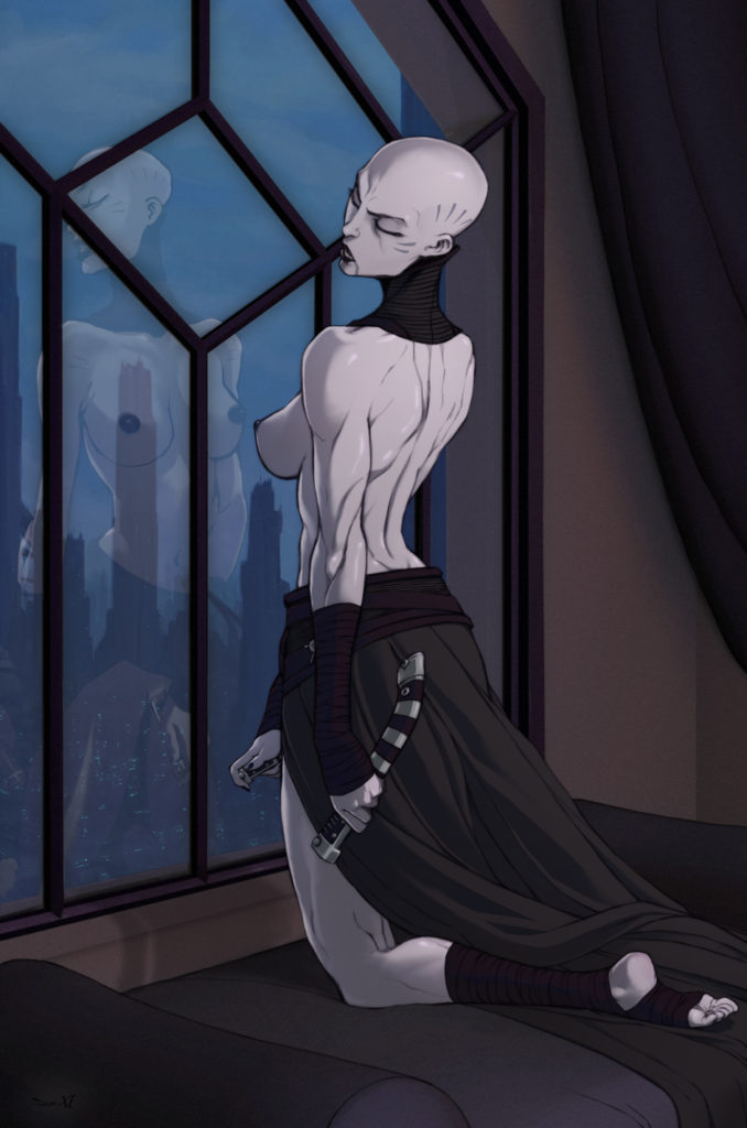 059_Asajj_Ventress Clone_Wars Evilash Star_Wars