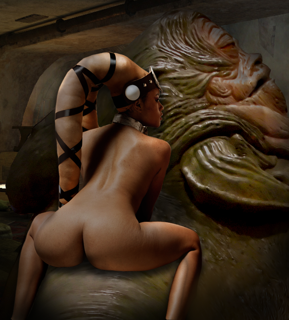 Consider, that Star wars girl nude