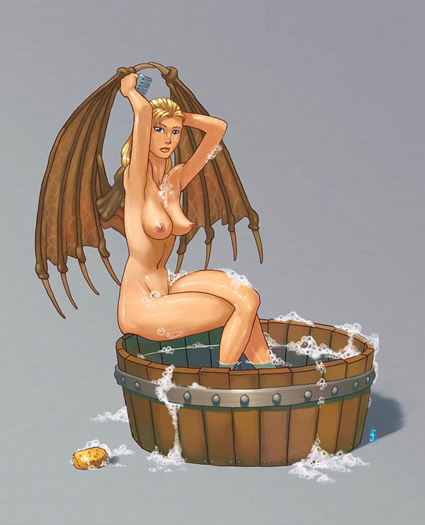 1036366 - Dungeons_and_Dragons Fall-From-Grace PixelKing Planescape Planescape-_Torment succubus