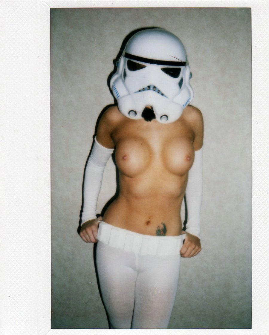 Sexy and naked starwars girls sexy pics
