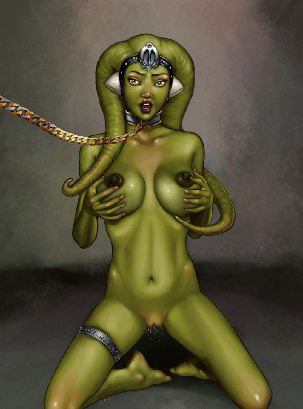Star wars hot nude
