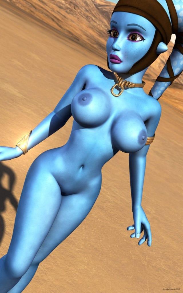 1171252 - Aayla_Secura Star_Wars Twi'lek kondaspeter