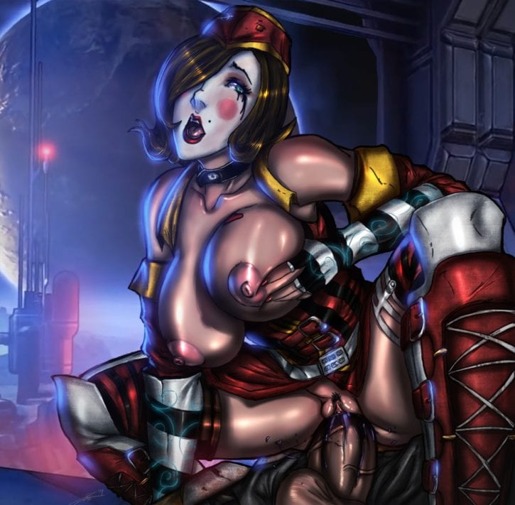 1400853 - Borderlands Borderlands_the_Presequel Mad_Moxxi Ultamisia Wilhelm