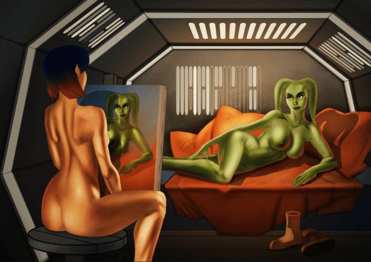 1562829 - Hera_Syndulla Sabine_Wren SamCooper Star_Wars Star_Wars_Rebels Twi'lek