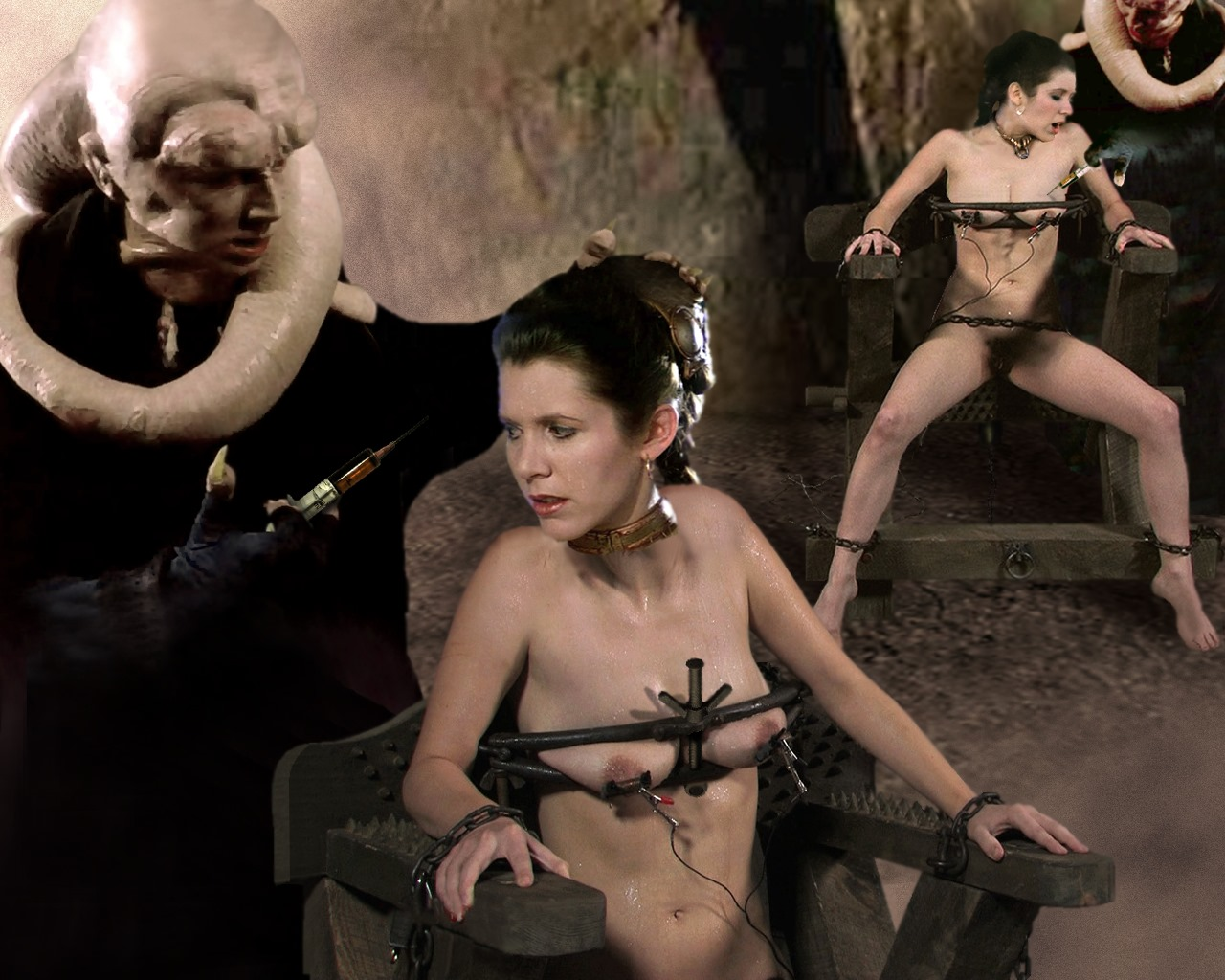 Bdsm starwars softcore scenes