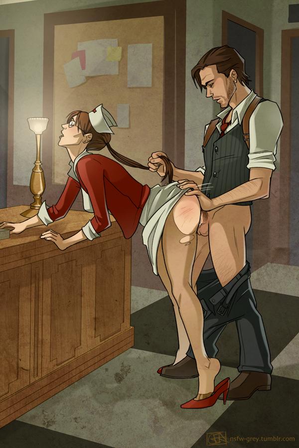 1624719 - Tatiana_Gutierrez The_Evil_Within greygirl sebastian_castellanos