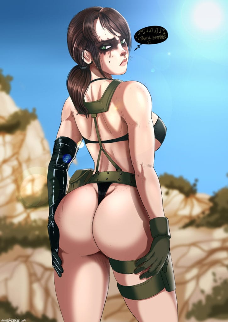 1681348 - Metal_Gear_Solid Metal_Gear_Solid_V Quiet Shadman