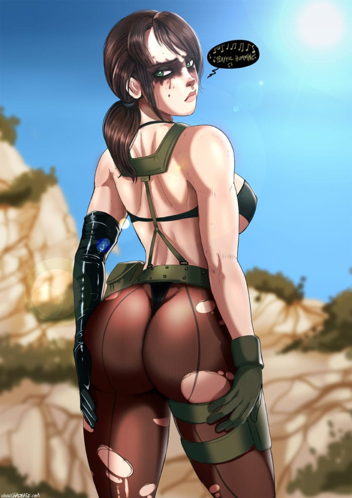 1681349 - Metal_Gear_Solid Metal_Gear_Solid_V Quiet Shadman