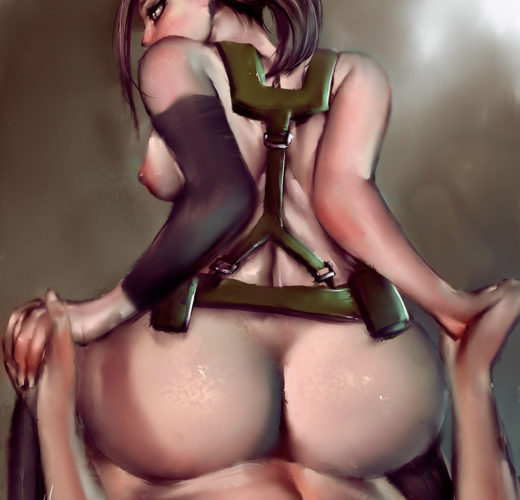 Quiet from Metal Gear Solid V Rule 34 by OrionM