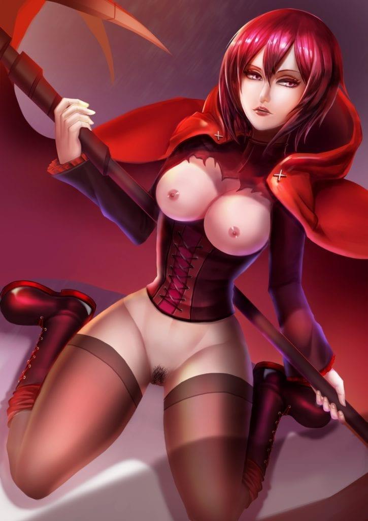 1686945 - BADCOMPZERO RWBY Ruby_Rose