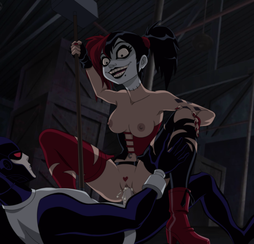 One More Justice League: Gods and Monsters Rule 34