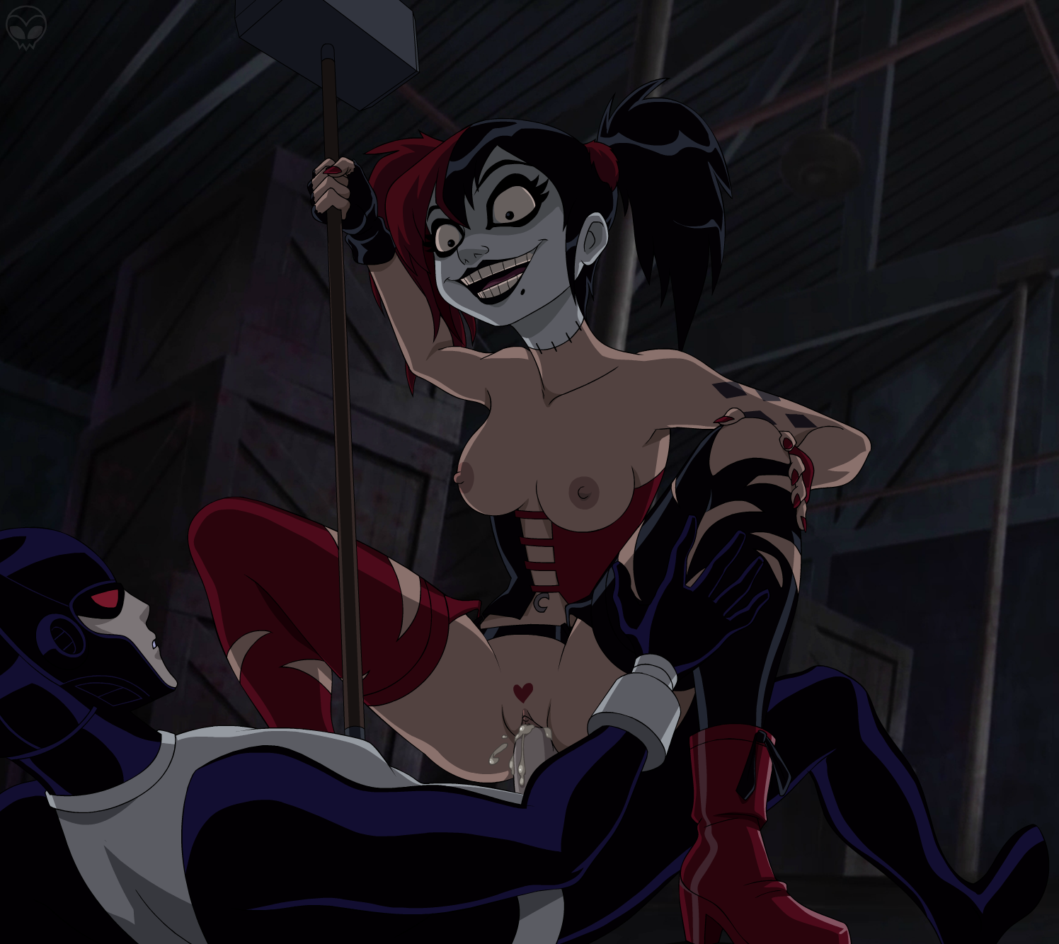 Harley Quinn Sex Stories