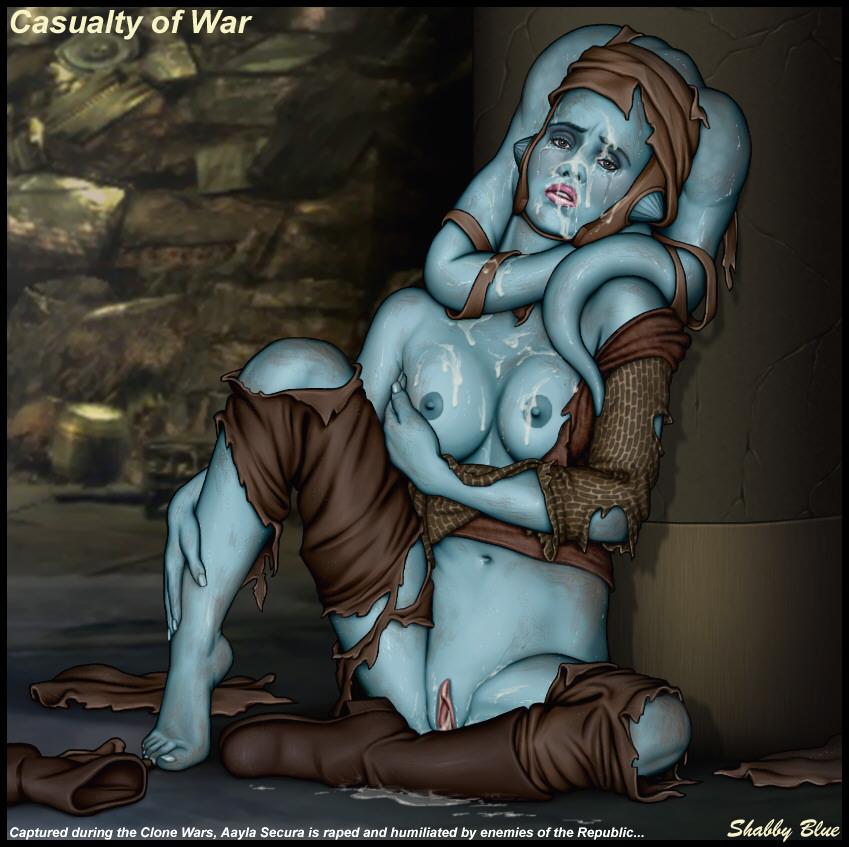 Star Wars Aayla Secura Porn 19