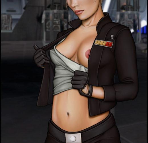 100 Days of Star Wars Porn: Juno Eclipse