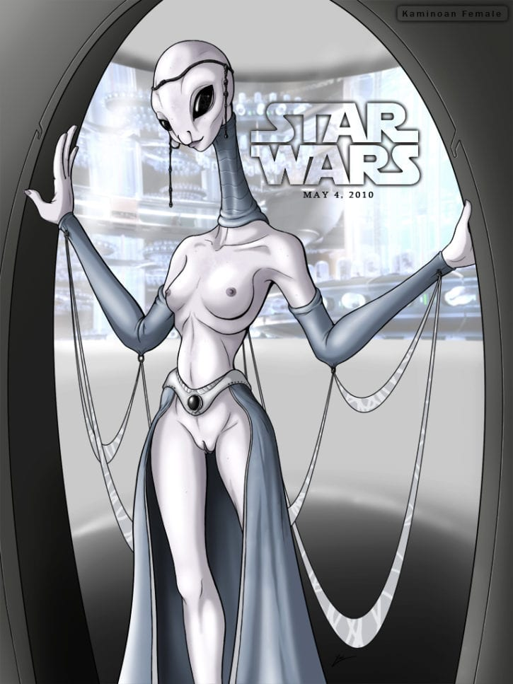 456003 - Kaminoan Netherwulf Star_Wars Star_Wars_Day Taun_We