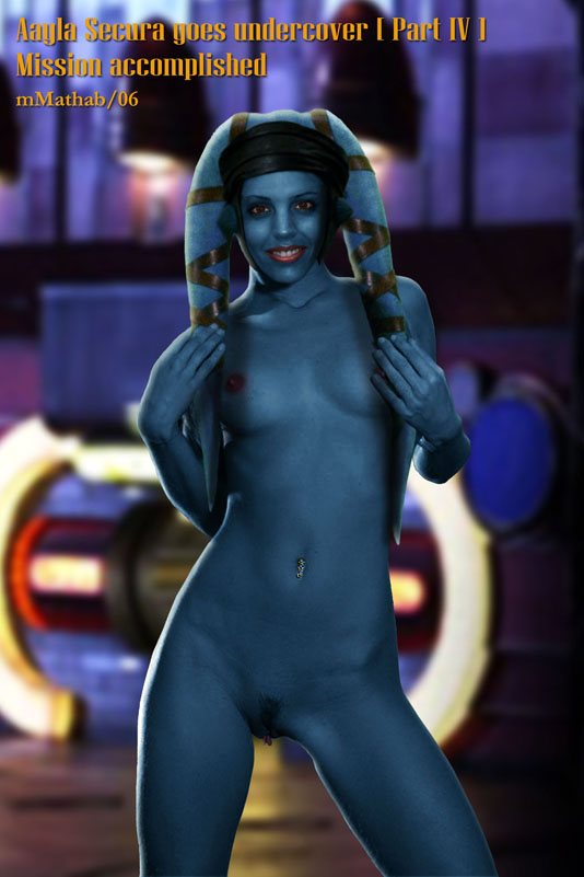 Star wars twilek nackt