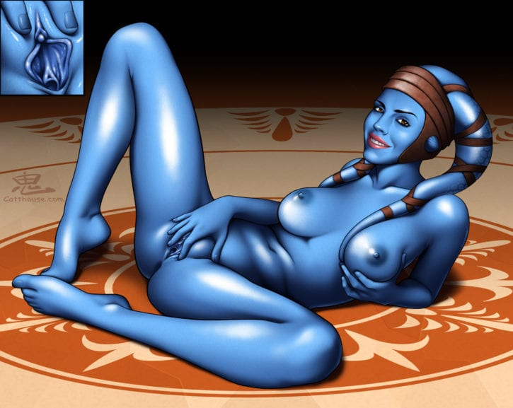616010 - Aayla_Secura Oni Star_Wars Twi'lek catthouse