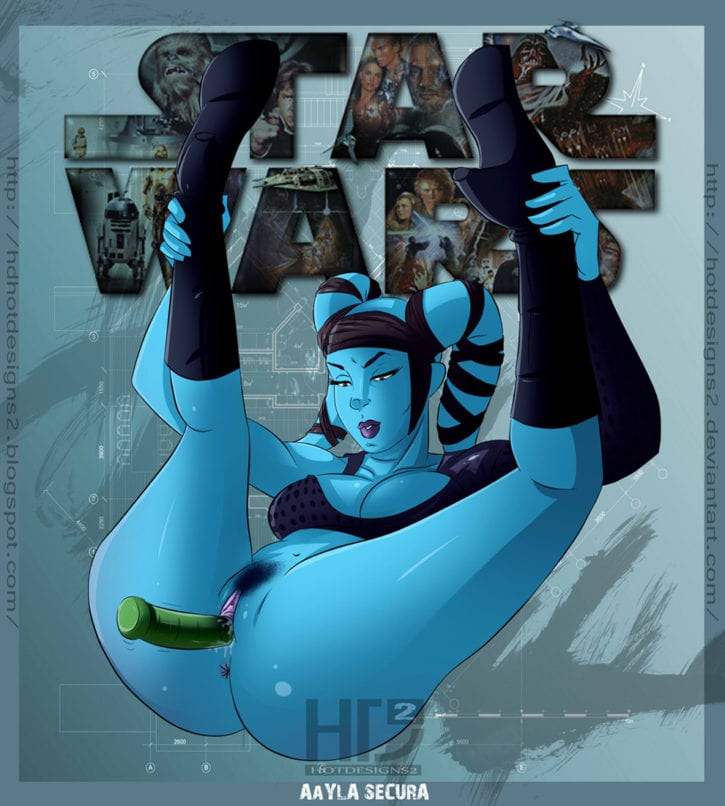 691718 - Aayla_Secura Hotdesigns2 Star_Wars Twi'lek