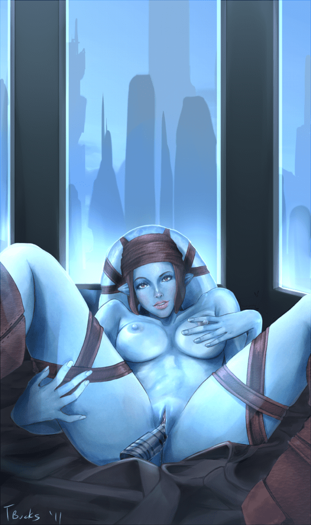 694706 - Aayla_Secura Star_Wars Twi'lek tbucks