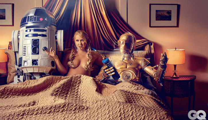 amy schumer star wars cosplay (1)
