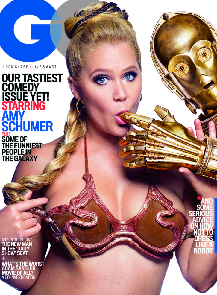 amy schumer star wars cosplay (3)