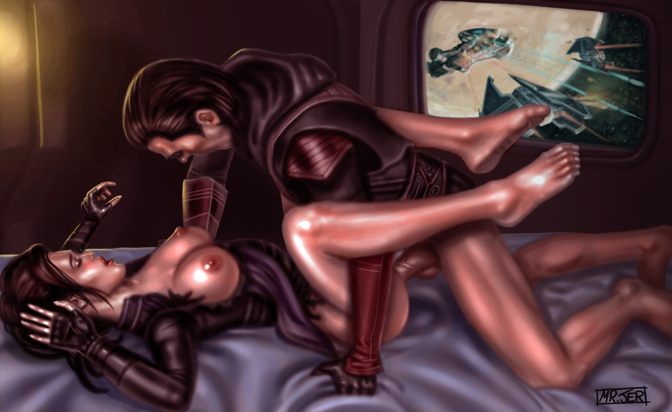 Knights of the old republic hentai