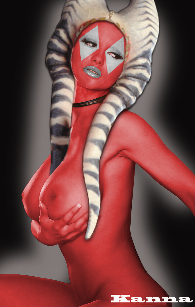 naked sex with shaak ti