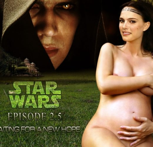 100 Days of Star Wars Porn: Baby Mama Padme