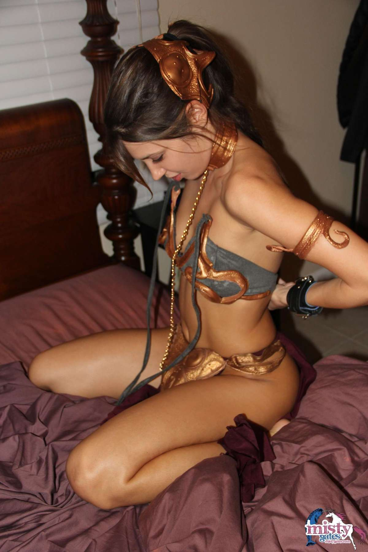 Star wars girl nude