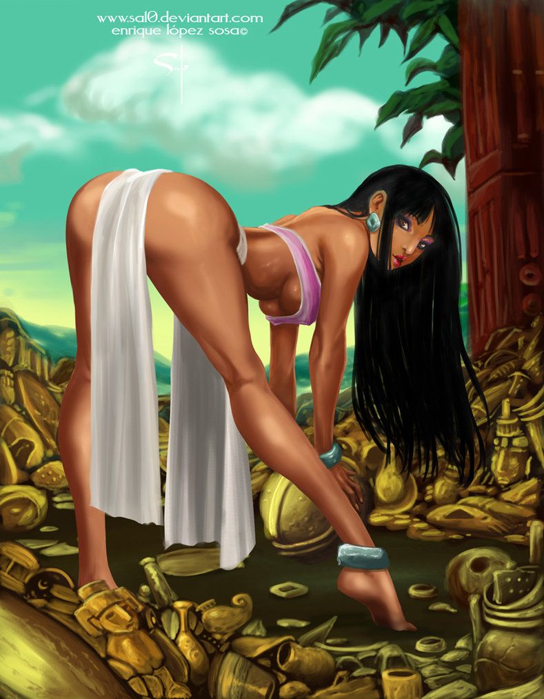 The road to el dorado porn