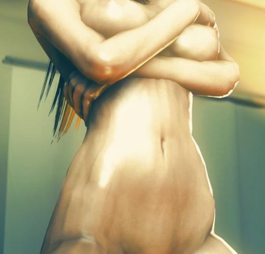 Helena Harper from Resident Evil