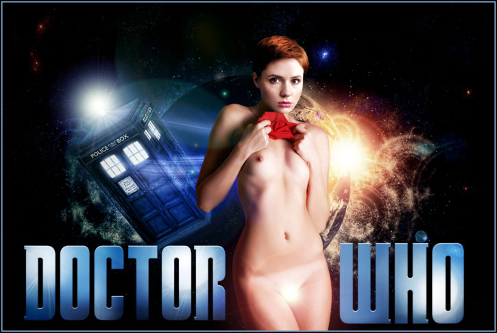 1702184 - Amy_Pond Doctor_Who Karen_Gillan fakes