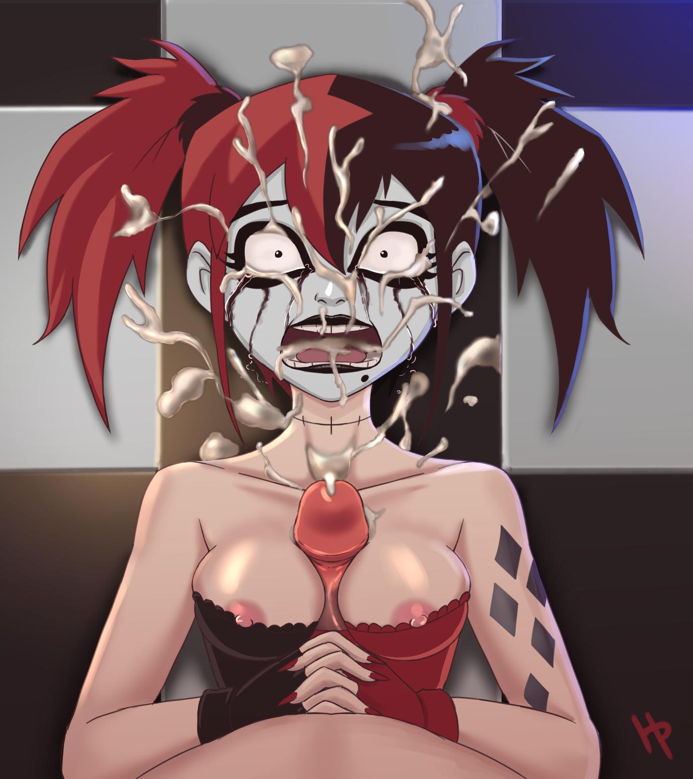 quinn porn Harley hentai