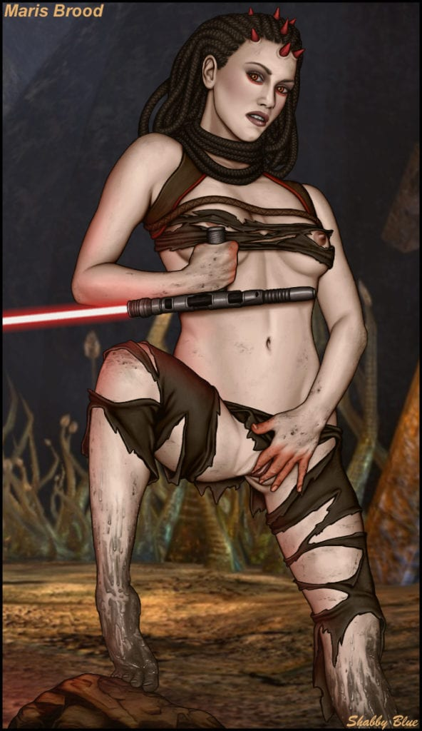 409740 - Maris_Brood Shabby_Blue Star_Wars The_Force_Unleashed Zabrak